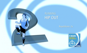 2. Running – Hip Out