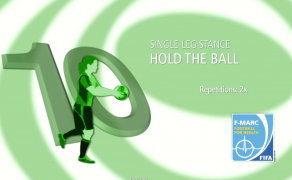 10.1. Single-Leg Stance – Hold the Ball