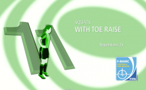 11.1. Squats – With Toe Rise