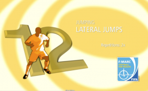 12.2. Jumping – Lateral Jumps