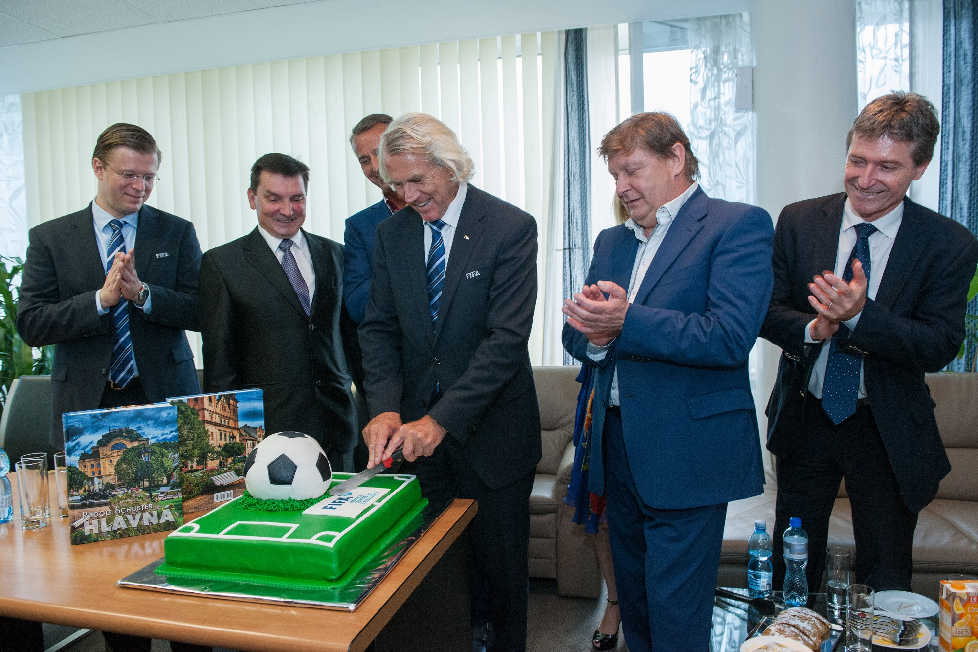 Slovakian hospital designated as a FIFA Medical Centre of Excellence Image